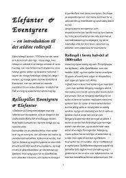 Historien om E&E