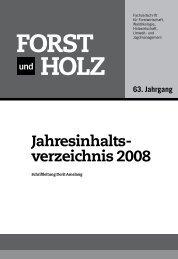 Forst & Holz 2008.pdf - Bindereport