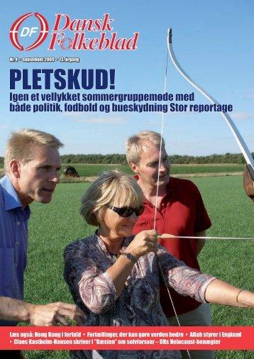 PLETSKUD! - Dansk Folkeparti