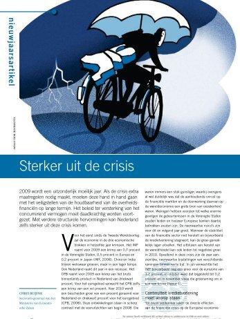 Sterker uit de crisis - RTL.nl
