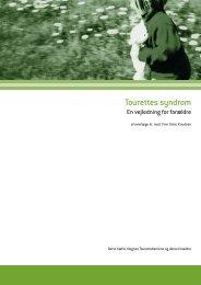 Tourette Syndrom (folder) - Klinik for Børn og Unge