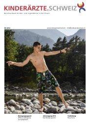 Nr. 3/2012 (pdf) - Kinderärzte Schweiz