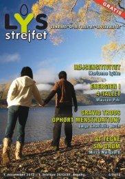 Nr. 4 - 2012 - LYS-strejfet.dk