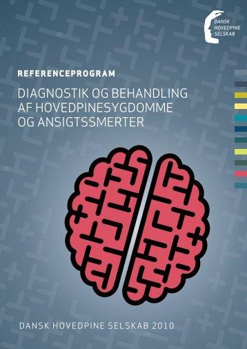 referenceprogram for skizofreni