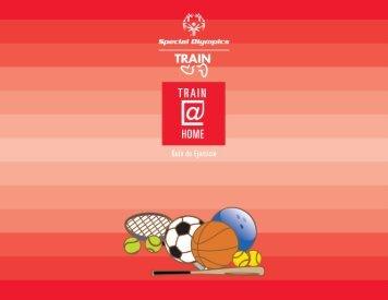 Guía de Ejercicio - Special Olympics