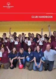 CLUB HANDBOOK - Special Olympics Ireland