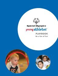 Playbook (PDF) - Special Olympics