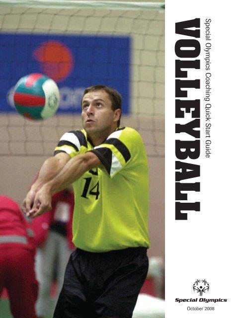 October 2008 - Special Olympics
