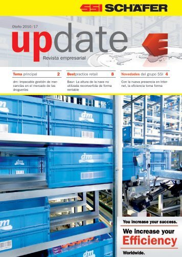 Revista empresarial - SSI Schäfer