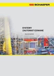 SyStemy zautomatyzowane - SSI Schäfer
