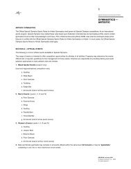 Summer Sports Rules_6-23-05.qxd - Special Olympics