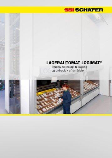 LAGERAUTOMAT LOGIMAT® - SSI Schäfer