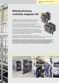 EfEktywnE magazynowaniE kół i opon - Page 5