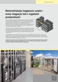 EfEktywnE magazynowaniE kół i opon - Page 7