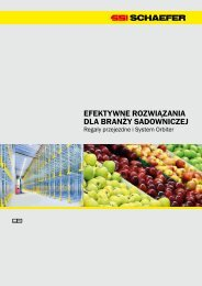 EfEktywnE rozwiązania dla branży sadowniczEj
