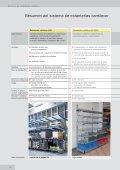 Estanterías cantilever para almacenar piezas largas - SSI Schäfer - Page 3