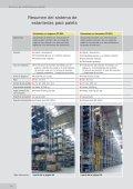 Estanterías para palets: un sistema modular de una ... - SSI Schäfer - Page 3