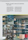Estanterías para palets: un sistema modular de una ... - SSI Schäfer - Page 5