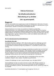 Direktør - HC Vestergaard