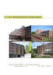 4 | Eksisterende bygninger - Carlsberg Byen