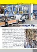 Vállalati magazin - SSI Schäfer - Page 7