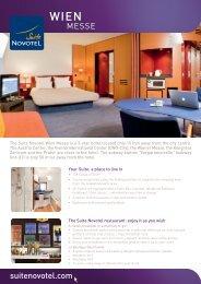 suitenovotel.com MESSE - Suite Novotel hotels