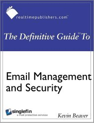 The Definitive Guide to Email Management and Security