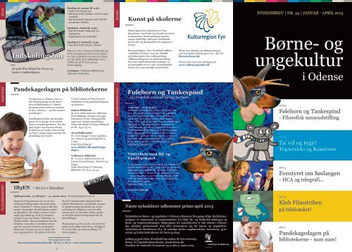 Børne- og ungekultur - Odense Kommune