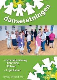 Maj 2013 - Landsforeningen Dansk Senior Dans