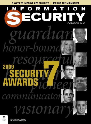 SECURITY AWARDS 7 - TechTarget