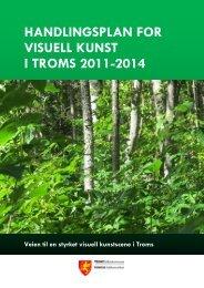 Handlingsplan for visuell kunst i Troms 2011-2014 (norsk versjon)
