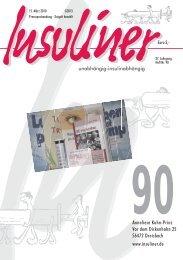 15. Juni 2010 INSULINER 91