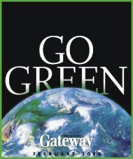 Go Green section 0208.indd - The News Tribune