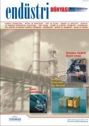 De¤erli Abonelerimiz - Thomas Industrial Media