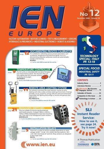 Instant Reader Service: - Thomas Industrial Media