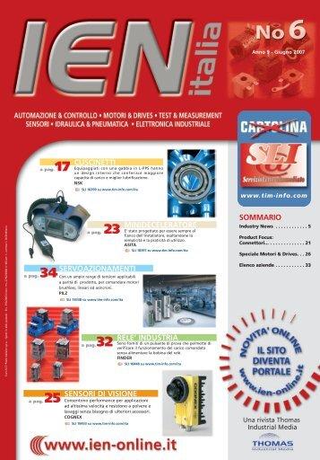 Cuscinetti - Thomas Industrial Media