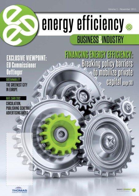 energy efficiency - Thomas Industrial Media