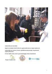 Rapport om projektet: Historisk Atlas for ... - Emu