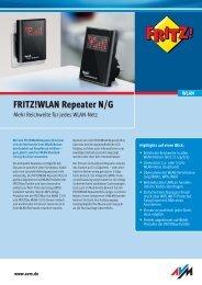 WLAN Repeater N/G - Vodafone