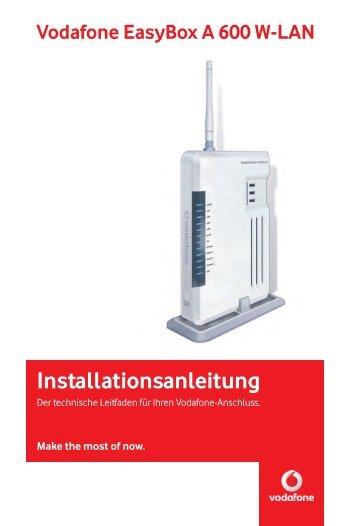 Handbuch - Vodafone