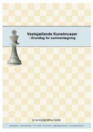 Vestsjællands Kunstmuseer - Strategisk Netværk