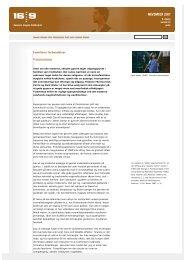 16:9 - November 2007 - Feature: Familiens forbandelser
