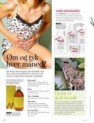 Magasinet LIV – 07 – Sundt Nyt - Hinge Thomsen