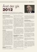 Jødisk Orientering december 2012 - Det Mosaiske Troessamfund - Page 3