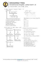 01. Reaksi fotosintesis mempunyai diagram sebagai ... - zenius.net
