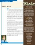 Weightier Worship - Biola University - Page 4