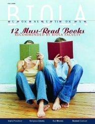12 Must-Read Books - Biola University