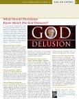 Dawkins' God Delusion Divorced American ... - Biola University - Page 7