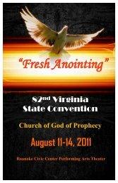 """Fresh Anointing"" - Razorplanet"