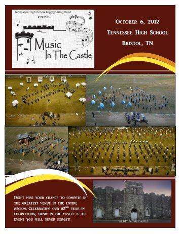 October 6, 2012 Tennessee High School Bristol, TN - Razorplanet